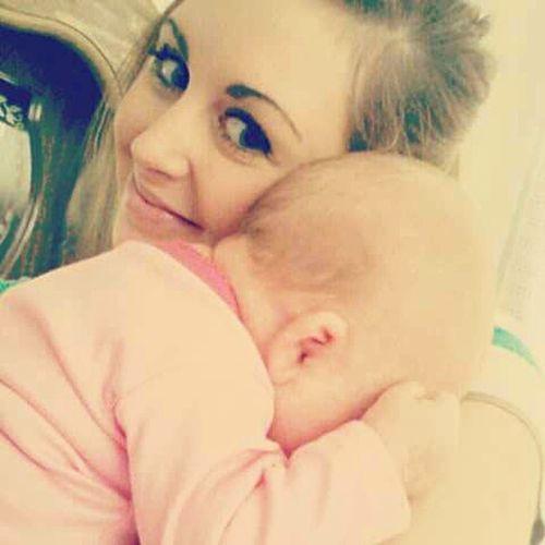 Beautiful Girls  Daughter Granddaughter Love At First Sight Newborn Taking Photos Relaxing Enjoying Life Enjoying Family Time