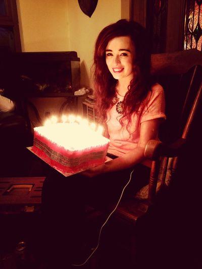Birthday Twentyfirst Cake