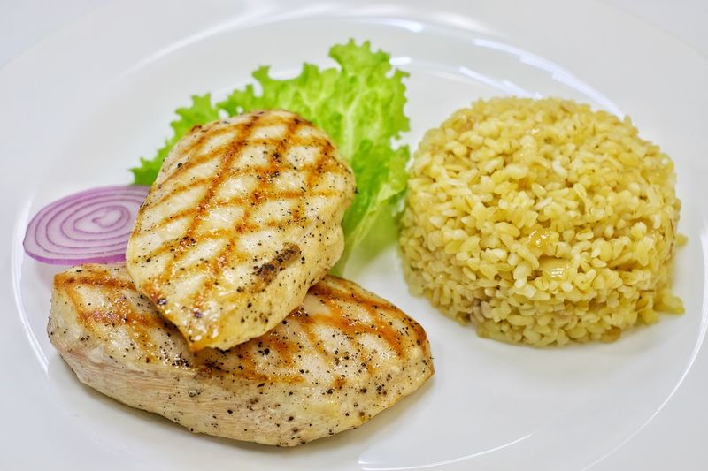cutlets with