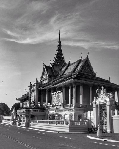 Cambodge Cambodia Asian  Asie Travel Photographer Phompenh Impérial Temple Palais Impérial