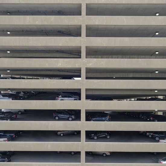 Project365 Projectlife365 Parking Parkinggarage lines symmetry igersindy indy indiana indianapolis