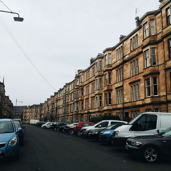 Glasgow  Instaglasgow Instascotland Instaoftheday Picoftheday VSCO Vscocam Street Streetslife Building