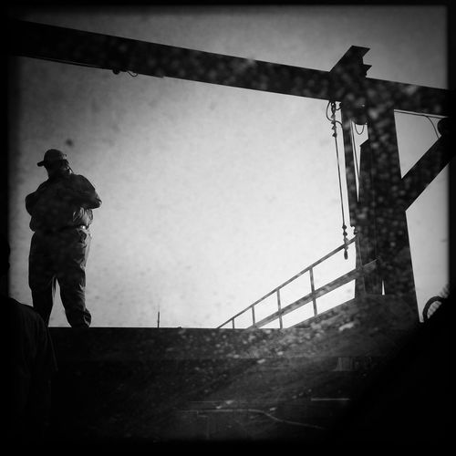 Outer Banks,NC. 2016 Outer Banks, NC Documentary People Light Blackandwhite Black And White Light And Shadow Shadow Black & White Monochrome North Carolina IPhone