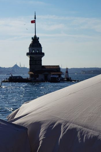 My impressions of Istanbul Horizon Over Water Istanbul Istanbul Turkey Kızkulesi Lighthouse Outdoors Sea Tourism Turkey Vacation