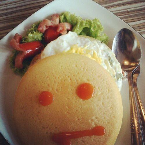 Makan siang... :| Kuliner @regalocorner Bandung Food INDONESIA Braga Lenovotography Photophone  Lzybstrd