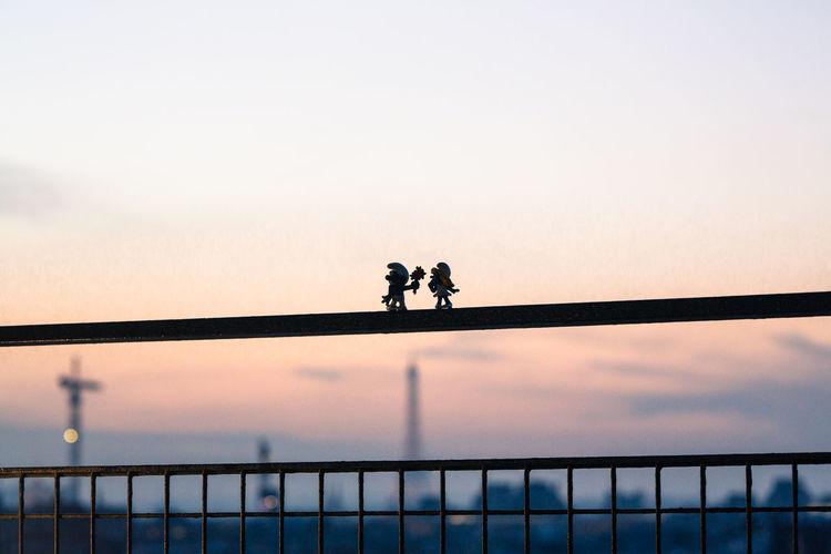 St Valentine's Day St Valentin ❤ St Valentin St Valentine Saint Valentin Smurf Smurfette  Schtroumpf Schtroumpfette Schtroumpf Et Schroumpfette Schtroumpfer Laowa105mm Laowa Beaubourg Centre Pompidou Paris Tour Eiffel Amour Amoureux