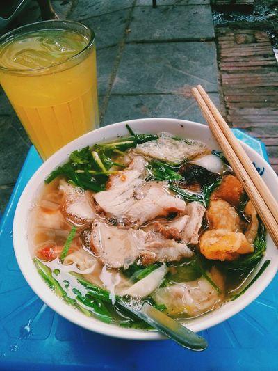 Mỳ vằn thắn siu ngon :* Streetfood Hanoifood Hanoi Love