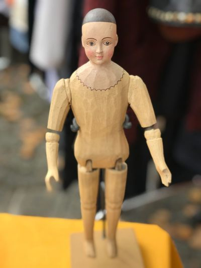 Woden Toys Doll EyeEm Selects Representation Human Representation Art And Craft Figurine  Male Likeness Focus On Foreground Sculpture Creativity Statue No People Indoors  Front View Toy Craft Close-up Still Life Arts Culture And Entertainment