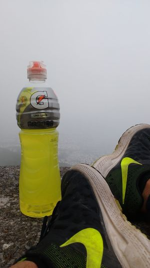 Gatorade Mountain View Climbing A Mountain Hello World