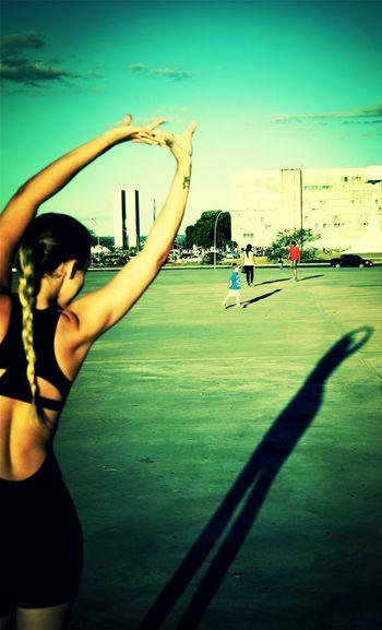 Do exercise! Healthy After Running Congressonacional Brasília