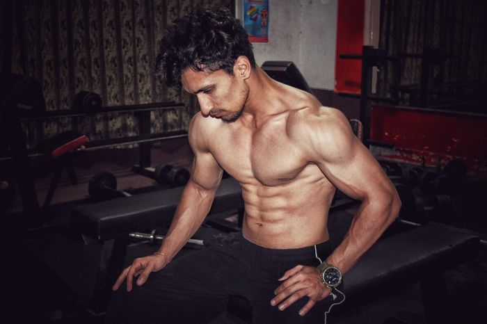 Inspiritaion for me Strength Bk Body Building Billal Bilal Quetta Pakistan FitnessFreak