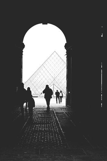 France Paris Louvre