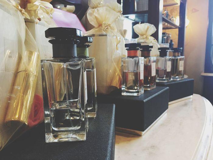 Perfume Gift Box Ribbon