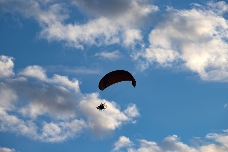 Parachute Sky