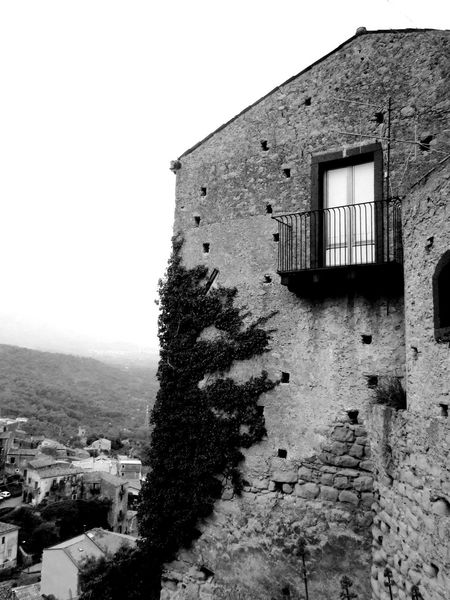 Architecture B/n B/w Built Structure Castiglione Centro Storico Old Outdoors Stone Wall Storic