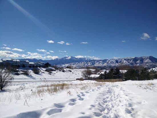Pikespeak WalkHome Landscape Rockies Mountain Range First Eyeem Photo