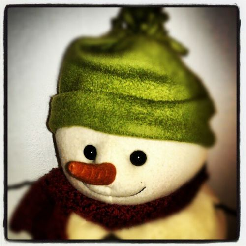 My fav x-mas decoration. Bought him in NYC years ago. Snowman Xmas Xmasdecoration Christmas christmasdecoration snögubbe winter december adorable julpynt