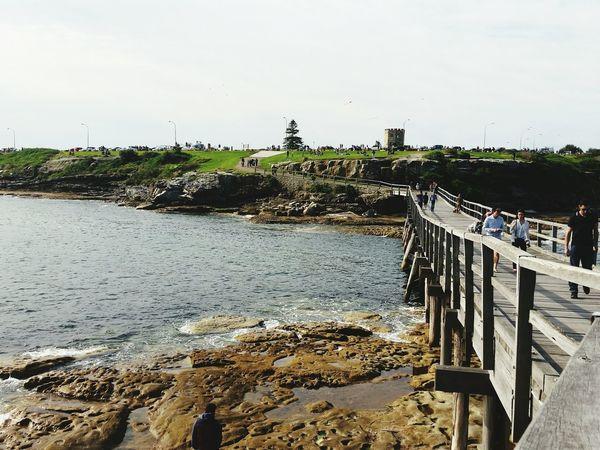Bridge - Man Made Structure Water Outdoors Sea Sydney, Australia Walking Around La Perouse