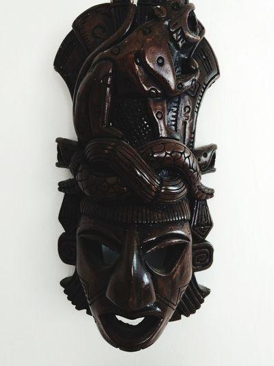 EyeEm Selects History Human Body Part Aztecs Aztec Mask Masks