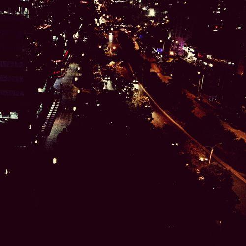 Goodnight Night Lights In Beijing