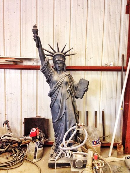 Statue Of Liberty Liberty Whats In Your Garage?