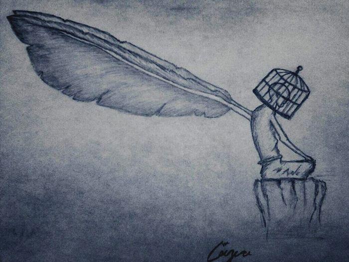 Ruh Sanat Draw Drawing Art Picture Black & White