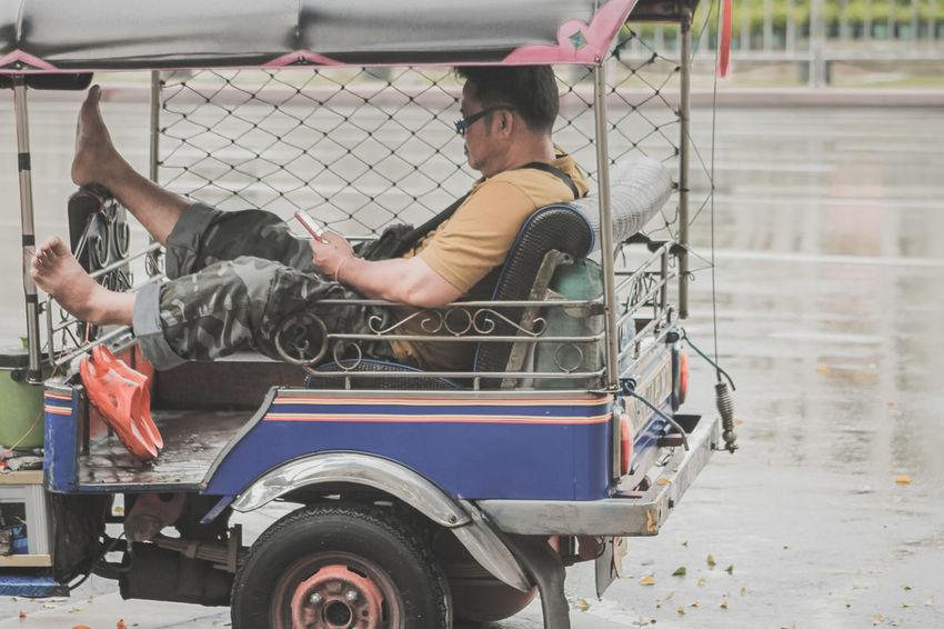 Tuk by Nathan ภาพเท้าพาไป th . Tuk Tuk Bangkok Dangerous Tuk Tuk In Bangkok Car Tuk Tuk Tuk Tuk Driver Tuk Tuk Thailand A New Beginning