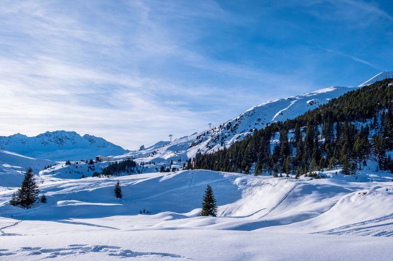Snowscape,