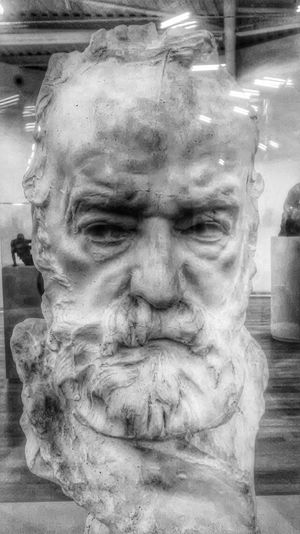 Victor Hugo Art Interesting Pieces Museo Mexico City Exhibition PhonePhotography Sculpture
