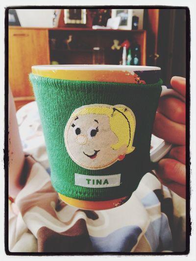 Tea Mug Cosy Tina Mylife Taking Photos