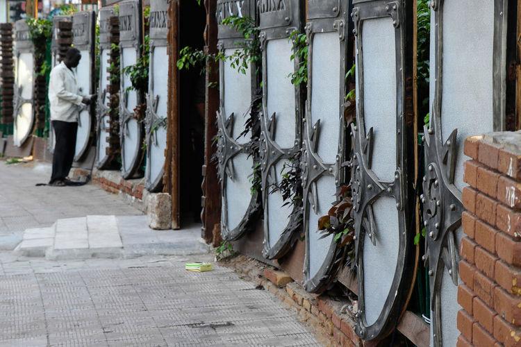 Sidewalk Street