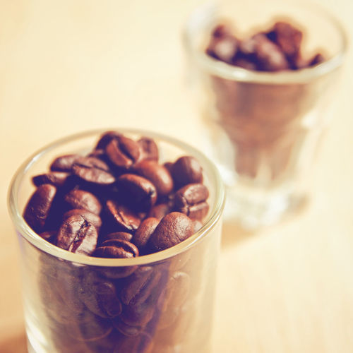 Addiction Aroma Aromatic Background Beans Beverage Blend Bottle Brown Caffeine Cappuccino Coffee Color Container Cup Delicious Drink Food Glass Grain Ground Coffee Many Object Plenty Premium Roasted Scattered Scented Smell Style Tasty Texture Retro Filter Effect Square Instagram Vintage Coffee Food And Drink Coffee - Drink