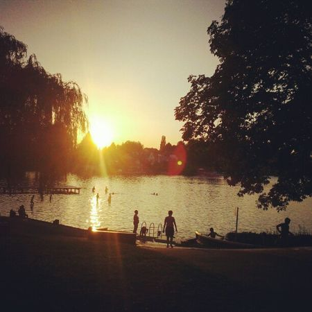 #sunset # instagram #instagood Sunset Instagood