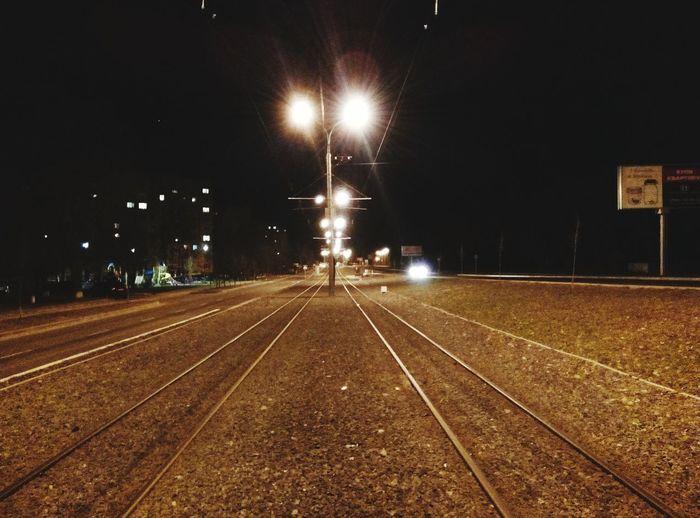 Tramvay Night Vinnitsia Vinnitsa