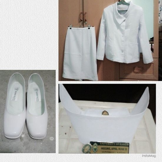 Gonna wear this again! :) OathTaking Blessing Career Calling Profession ProudtobeaNURSE