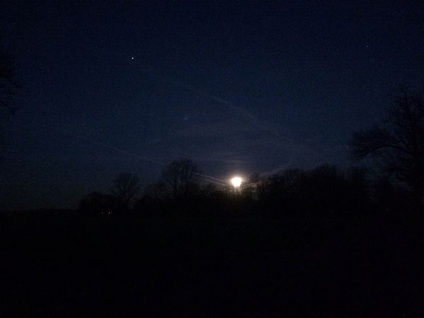 Tonight Is full- Moon- time Nature_collection