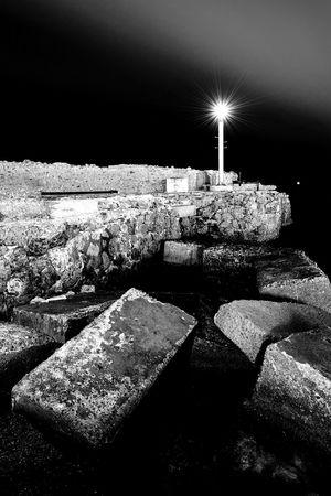 Port HUAWEI Photo Award: After Dark Astronomy Beach Sea Star - Space Salt - Mineral Sky