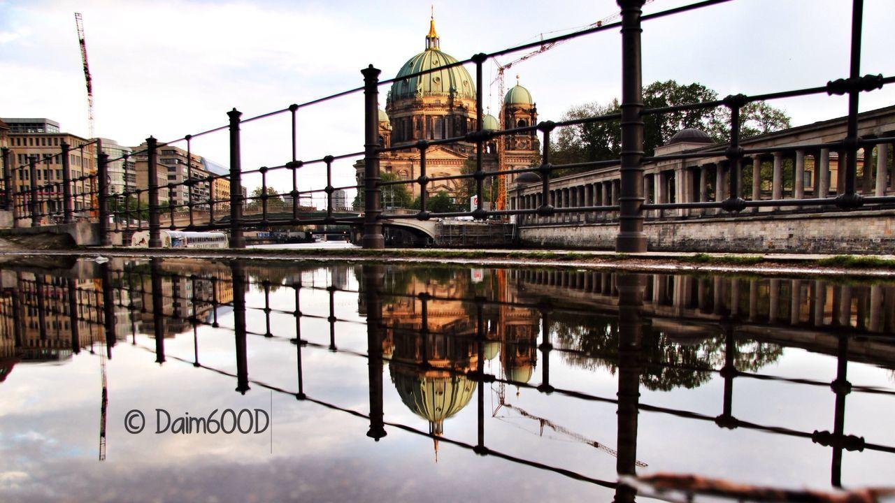 VIEW OF BUILDINGS IN WATER