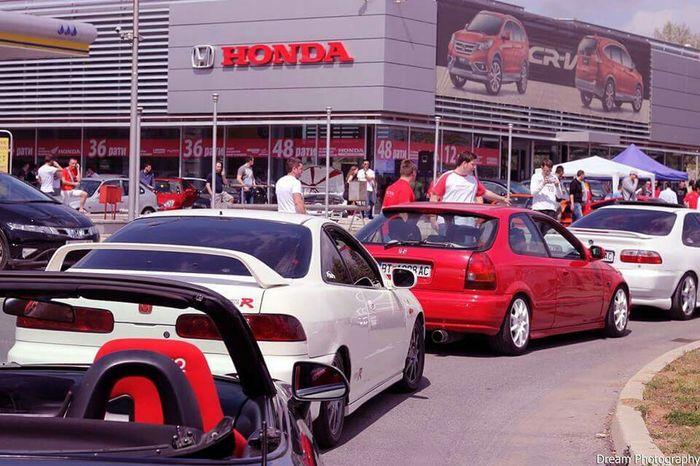 Honda Honda Civic Type R