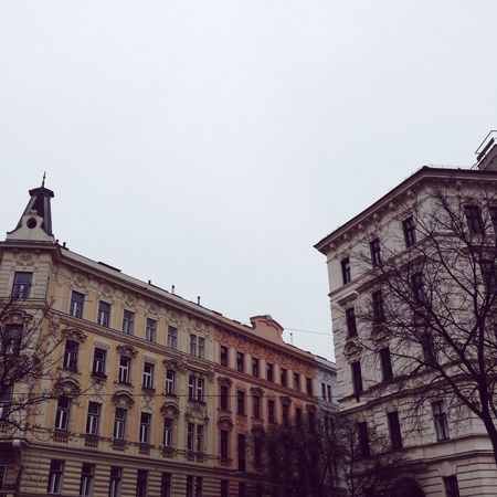 Building Architecture Taking Photos Mood Cold Lookingup Vienna
