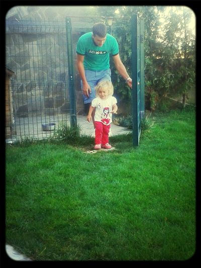 Kids And Dady