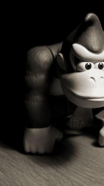 Donkey Kong Retro Toy Toys