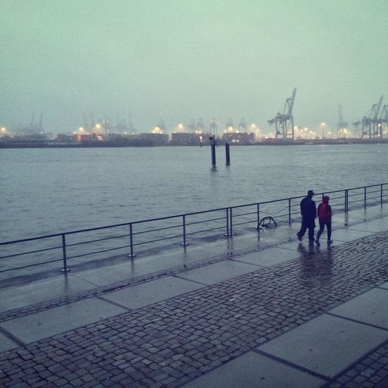 How Do You See Climate Change? Hamburg Elbe Flood