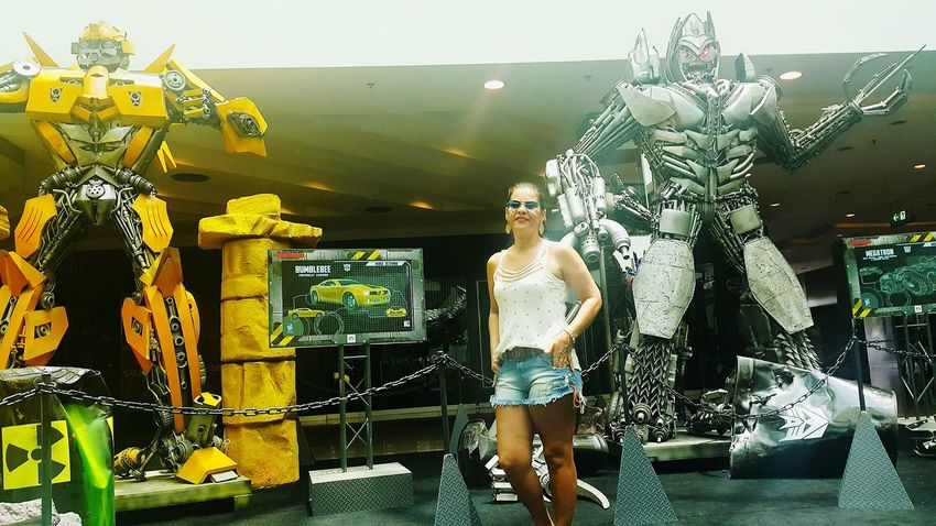 My wife is my model Transformers Mary Mywifeismymodel Saulo Valley