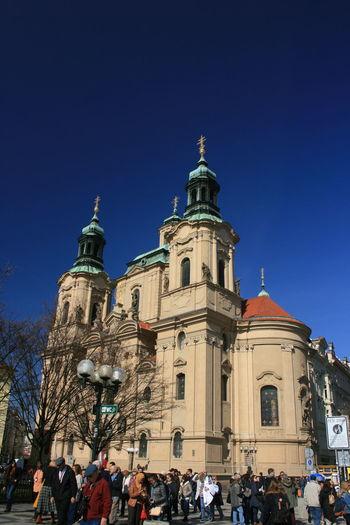 Prague central