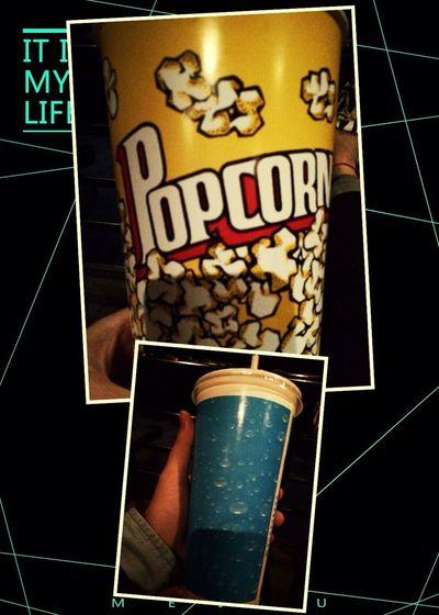 我一个人看电影?