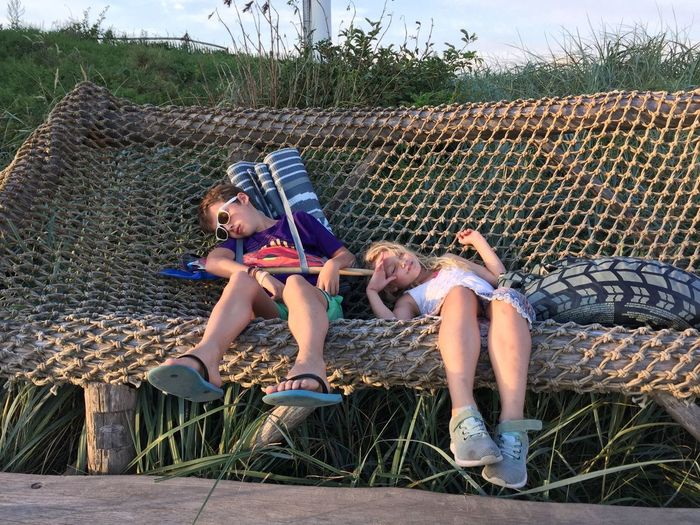 The Big Chair| Kids Being Kids Kidsphotography Kids Portrait Kids Having Fun Chair Art Fun In The Sun Funny Moments Friends in Castricum The Netherlands