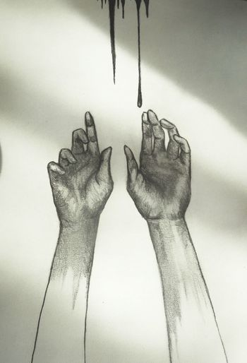 Human Body Part One Person Adult People Close-up Only Men One Man Only Human Hand Day Hands Hand Matita Disegni Graphite Drawing Graphite Art Graphite Draw Drawing Sketching Sketchbook Sketch