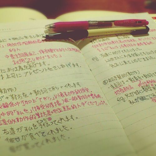 Revising basic Japanese grammar now but nothing is going into my head. Language Japanese  Studying Godsaveme sos fml