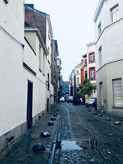 Un Bruxelles'